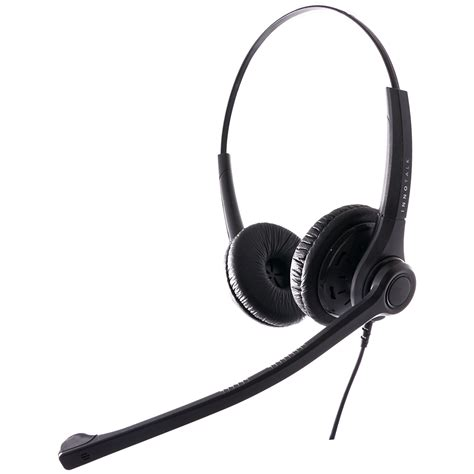 Cost Effective Call Center Monaural Computer Plug N Play USB Headset for MS Lync, Skype. Plantronics Compatible quick disconnect